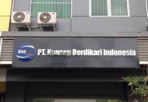 Kantor PT Konsep Berdikari Indonesia