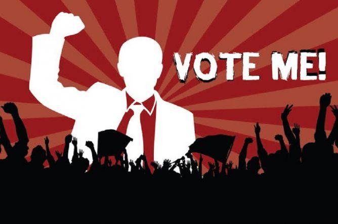 Vote Me (Ilustrasi)